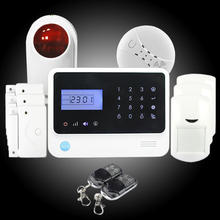 china product! Latest French home security alarm gsm voice recorder gsm alarm, home security system with wireless door sensor