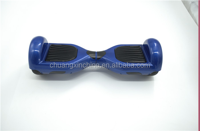 Factory Wholesale UL2272 Certified 6.5 Inch Two Wheel Self Balancing Scooter with Led Lighting .