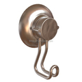 Stainless Steel Coat Hook suction vacumm cup