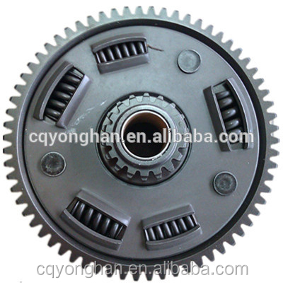 OEM quality Motorcycle BAJAJ 135 Clutch Driven Disc Set from China