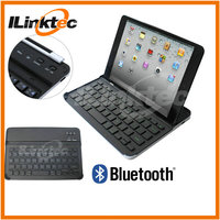 Hot Stand Aluminum Bluetooth Keyboard for iPad Mini