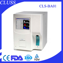 CLS-BA01 CE medical laboratory automatic hematology analyzer with Keyboard & mouse operation