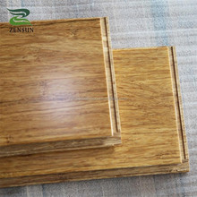 Hot wear resistant exotic carbonized Class a solid bamboo flooring