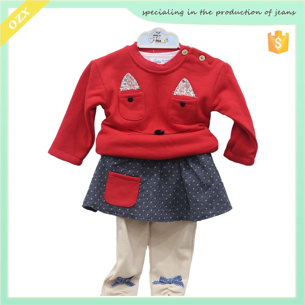 Spring&autumn Fashion Design Kids Clothes Sets Baby Boy