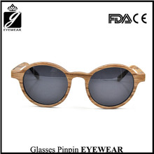 Hot Selling Walnut Legs Acrylic Polarized Wood Sunglasses Wood Eyewear