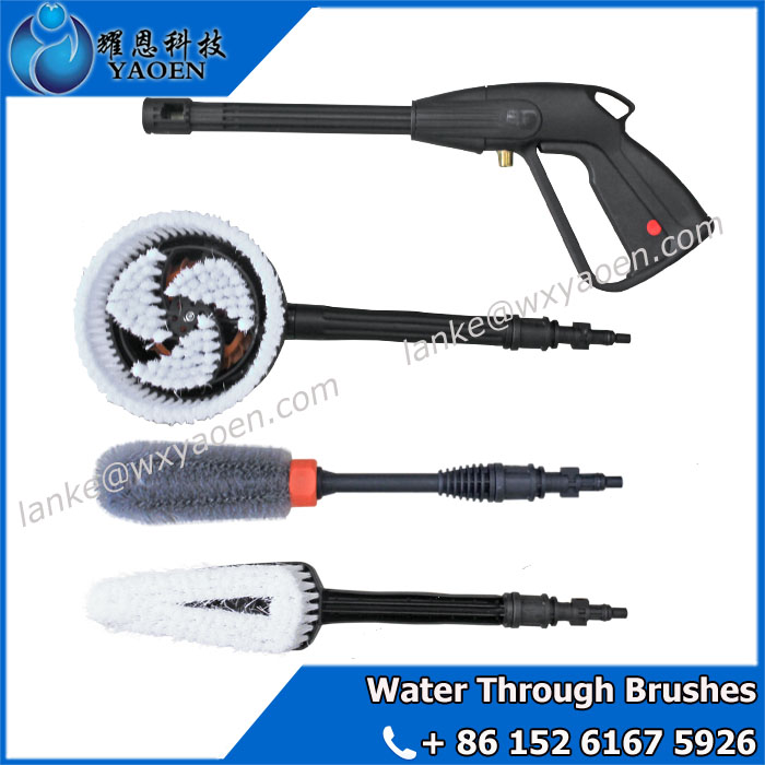 Plastic Hair Car Cleaning Wash Brush