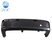Old style car rear bumper for peugeot 307 spare parts