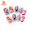 20pcs Self-Adhesive Nail Sticker Finger Toe Nail Art Decoration Sticker Decal DIY