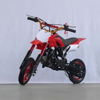 2016 best selling chain drive 49cc mini kids dirt bike