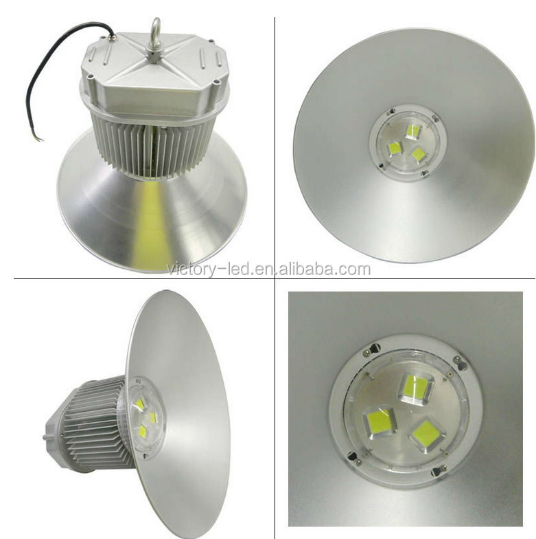 Approval Meanwell Driver bridgelux 50w High Bay Light LED factory light industrial light high bay lamp Bulkhead lamp
