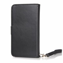 Best Selling Multi-functional PU Leather Bag 6.3 inch 5.5 inch Size Smooth Surface Case with Card Slot for iPhone 5S 6 6S 7