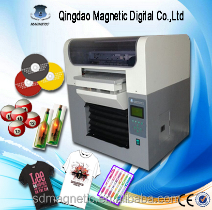 high quality hot model A3 direct to garment printer for sale /DTG printer