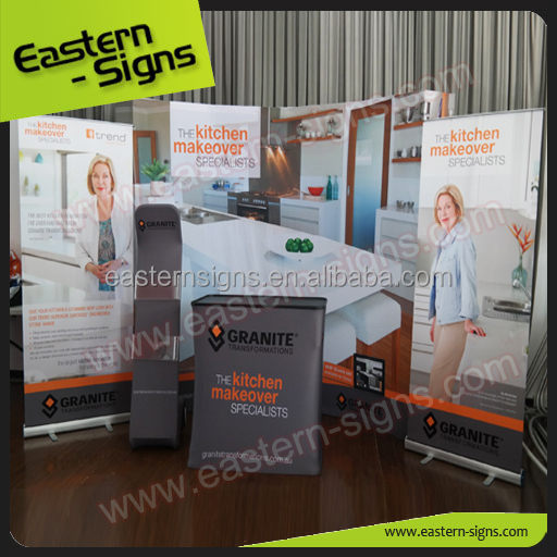 Trade Show Standard Exhibition Booth Design Outdoor Exhibition Booth