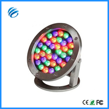 16 Color Changing Outdoor Waterfall led lights ip68 submersible waterproof led light