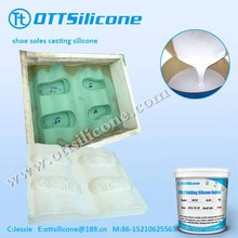 Liquid Rtv Silicone Rubber Molding Silicone For Shoe Sole Mold