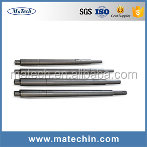 OEM Custom Stainless Steel Casting Motor Shaft From Supplier