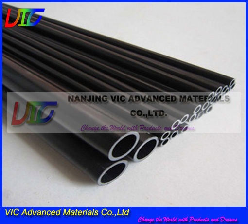 High strength 28mm carbon fiber tube,good quality 28mm carbon fiber tube with loe price