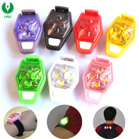 Promotional Safety Warning Mini Clip Led