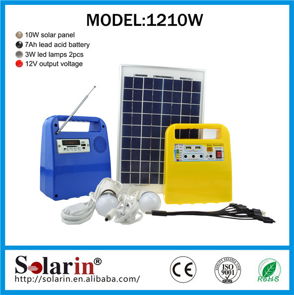 High quality CE ROHS solar dc ac 50hz 2kw mobile led solar light tower
