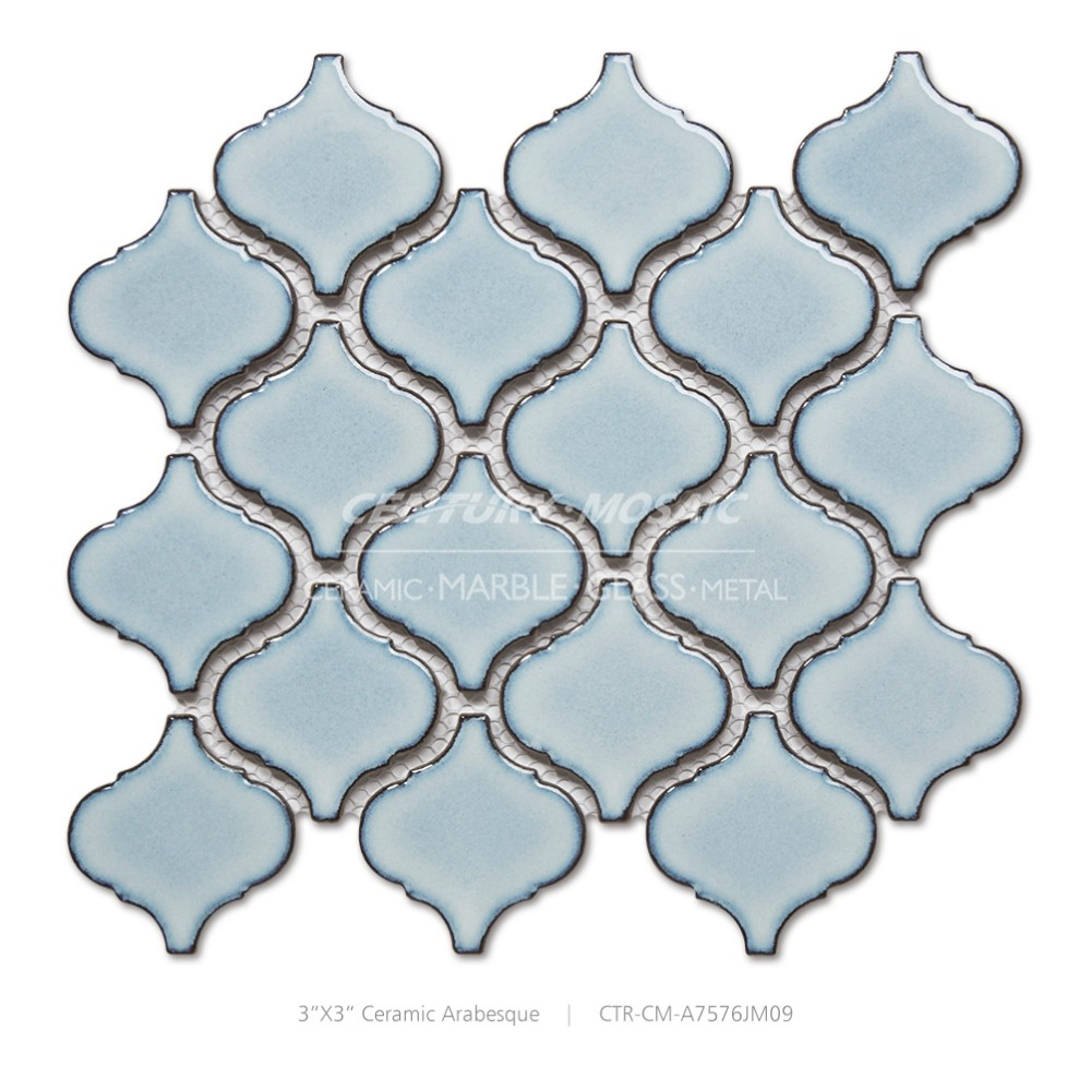 Blue Lantern Polished Ceramic Floor Tile With Low Price