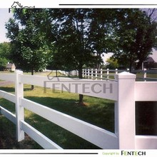 High quality cheap recycled plastic/vinyl/pvc fence post