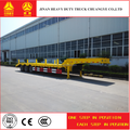 Payload 40t 3axles lowbed semi trailer