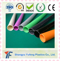 China supplier of super SCH40 small size pvc pipe/tube available