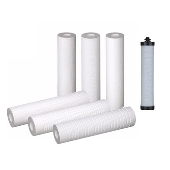 Huakan PP Spun Filter Cartridge/ pp sediment water filter
