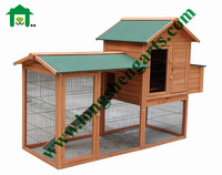 Eco-friendly wooden pet house