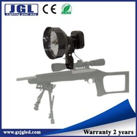 JG-NFGH Rechargeable Spotlight with Night Vision Luminous 3500lm riflescopes search light