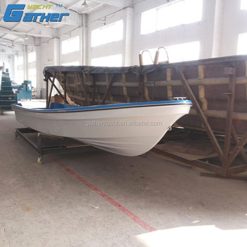 Gather Yacht model 23ft panga boat for sale