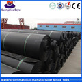 Convenient Application Black Hdpe Geomembrane