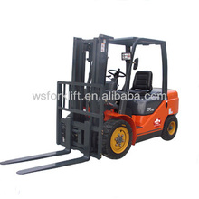 2.5tons Durable Electric Forklift Truck with CE
