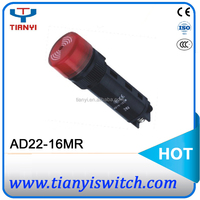 AD22 Series LED Indicator Light, Signal Lamp, Pilot Lamp(AD22-16DS)