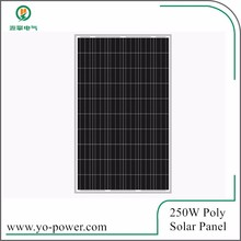 < Yo power> high efficiency solar panel 250w solar module 250w solar panel