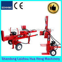 Tractor electric&motor screw cheap hydraulic wood log splitter for sale with CE