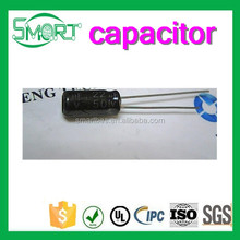 Smart bes High quality Electrolytic capacitor 50V 22UF 5*11MM, air conditioner capacitor cost