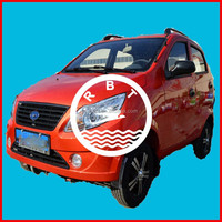 high speed electric amphibious vehicle 4 seats electric car passed CE