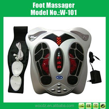 Professional Manufacturer Electric Foot Massager, Vibrating Acupuncture Foot Massager