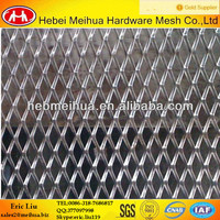 Low price gi expanded metal mesh/small hole expanded metal mesh/honeycomb expanded metal mesh from factory