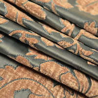 cheap classical jacquard upholstery fabric for sofas
