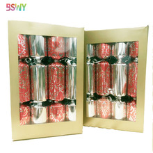 Manufacturer new fashion safe fireworks bomb cracker snaps toy party snaps
