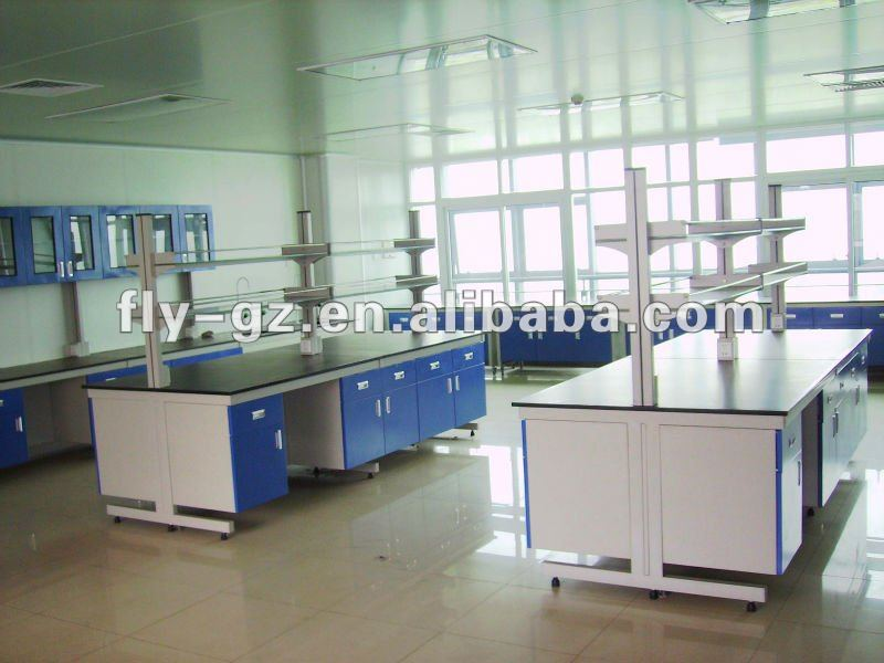 lab table design/chemical laboratory furniture/laboratory equipment