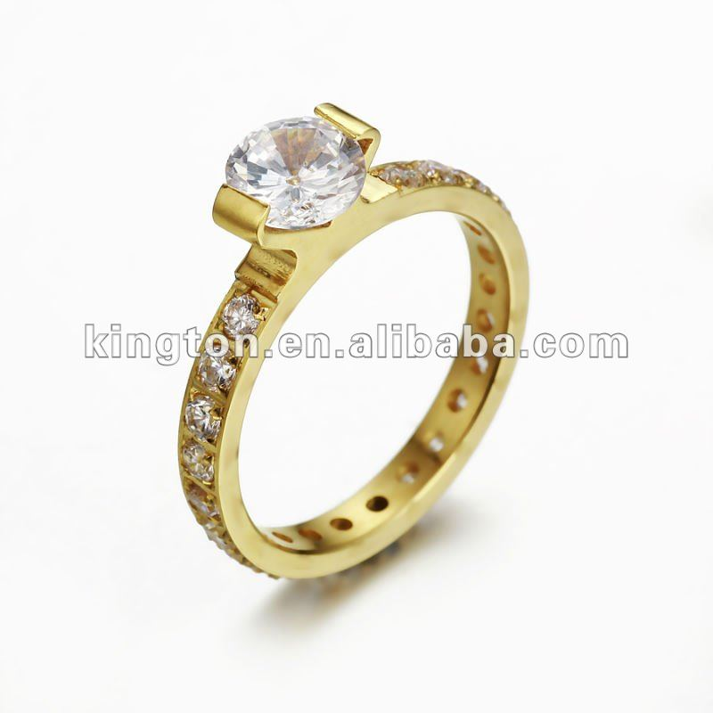 diamond gold navel belly truck lashing power ring