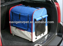 Folding Dog Travel Boxes with Carrying Bag