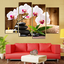 No Framed Sofa Wall Paintings Of Flower Stone Art Canvas Pictures prints