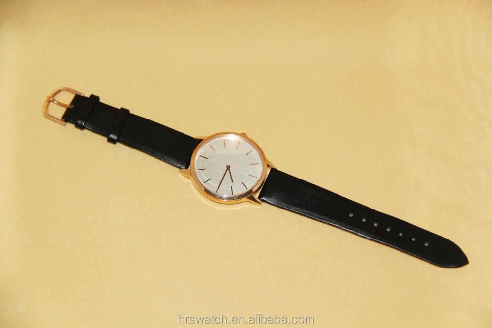 king quartz japan movement stainless steel watch
