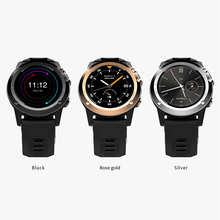 Diving WIFI Android smartwatch with SIM card, waterproof sport camera smart watch