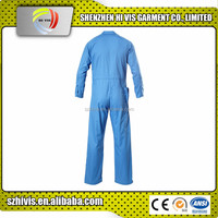Oem Manufacturing High Quality Workwear Heat Resistant Coveralls