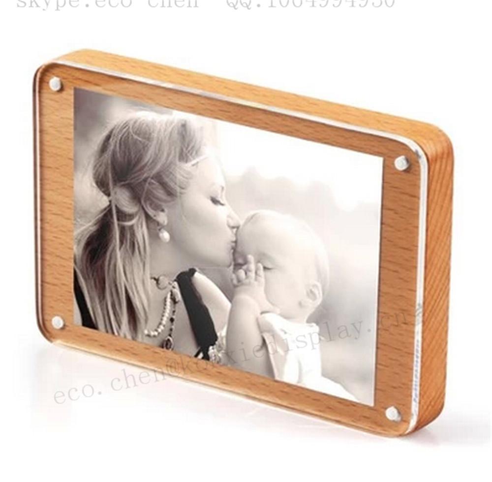 2015 vente chaude plexiglas acrylique photo magn tique cadre photo cadre id de produit. Black Bedroom Furniture Sets. Home Design Ideas